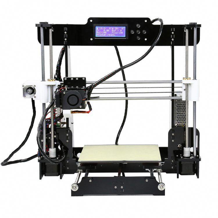 Mein 3d Drucker Der Anet A8 Der Bastelbunker 3dprintermachine 3d Printer Kit 3d Printer Printer
