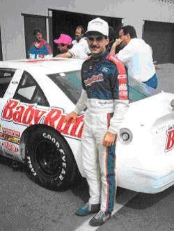 Jeff Gordons First Car Baby Ruth 1 I Have This Car Well