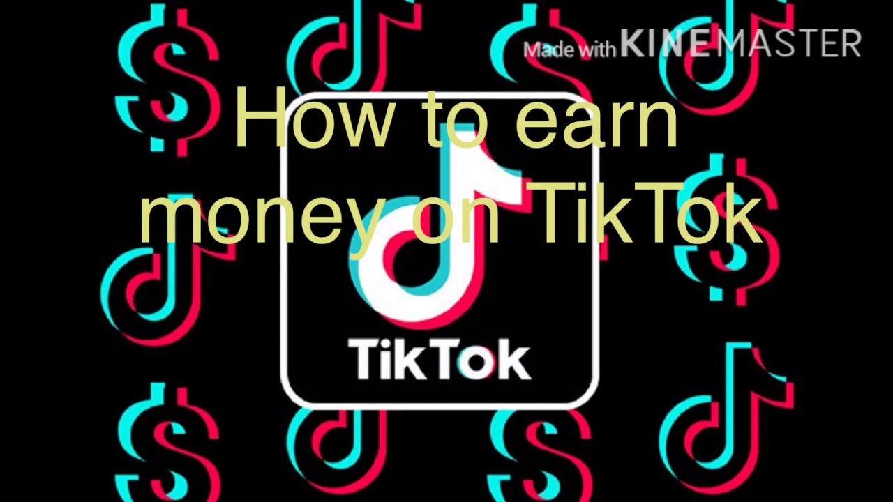 How To Earn Money On Tiktok Youtube Earn Money Online Business How To Start A Blog