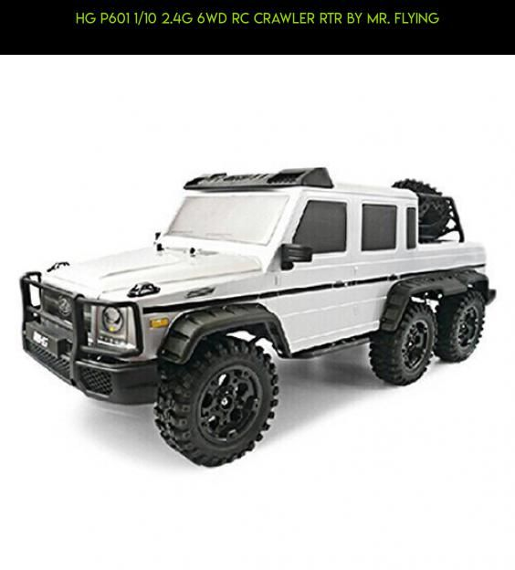 Hg P601 1 10 2 4g 6wd Rc Crawler Rtr By Mr Flying Wltoys