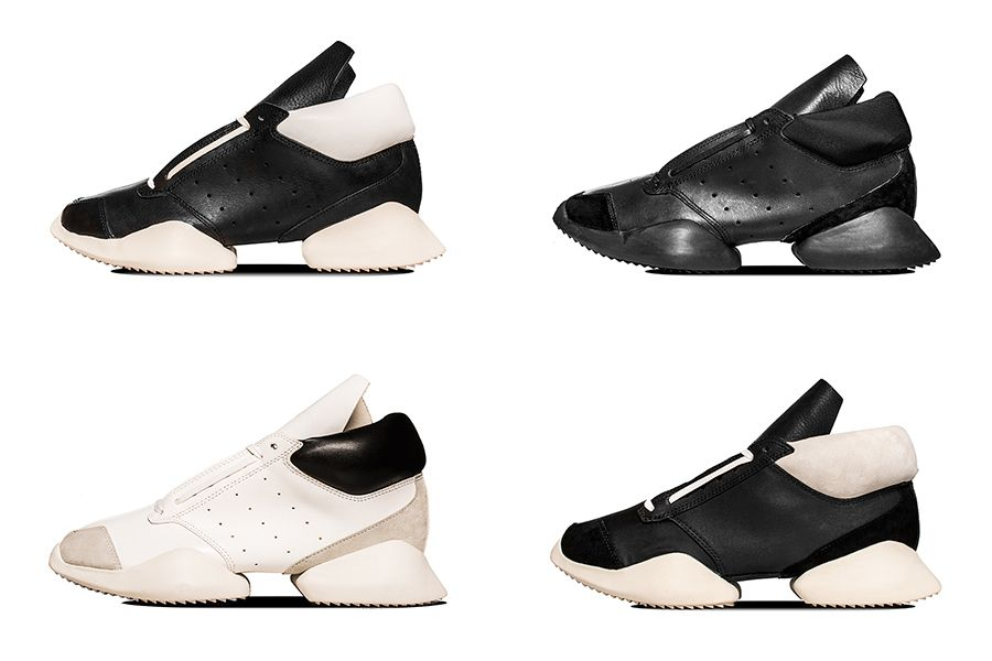 Rick Owens x adidas Footwear Collection - Available - SneakerNews ... c615190eae