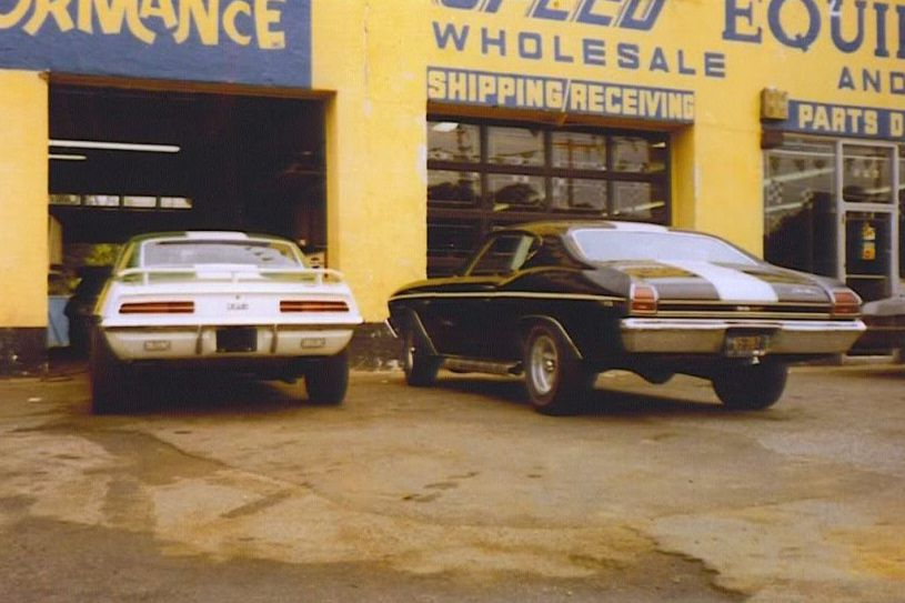Baldwin Motion Shop Baldwin Long Island Vintage Muscle Cars Chevy Muscle Cars Chevy Dealerships