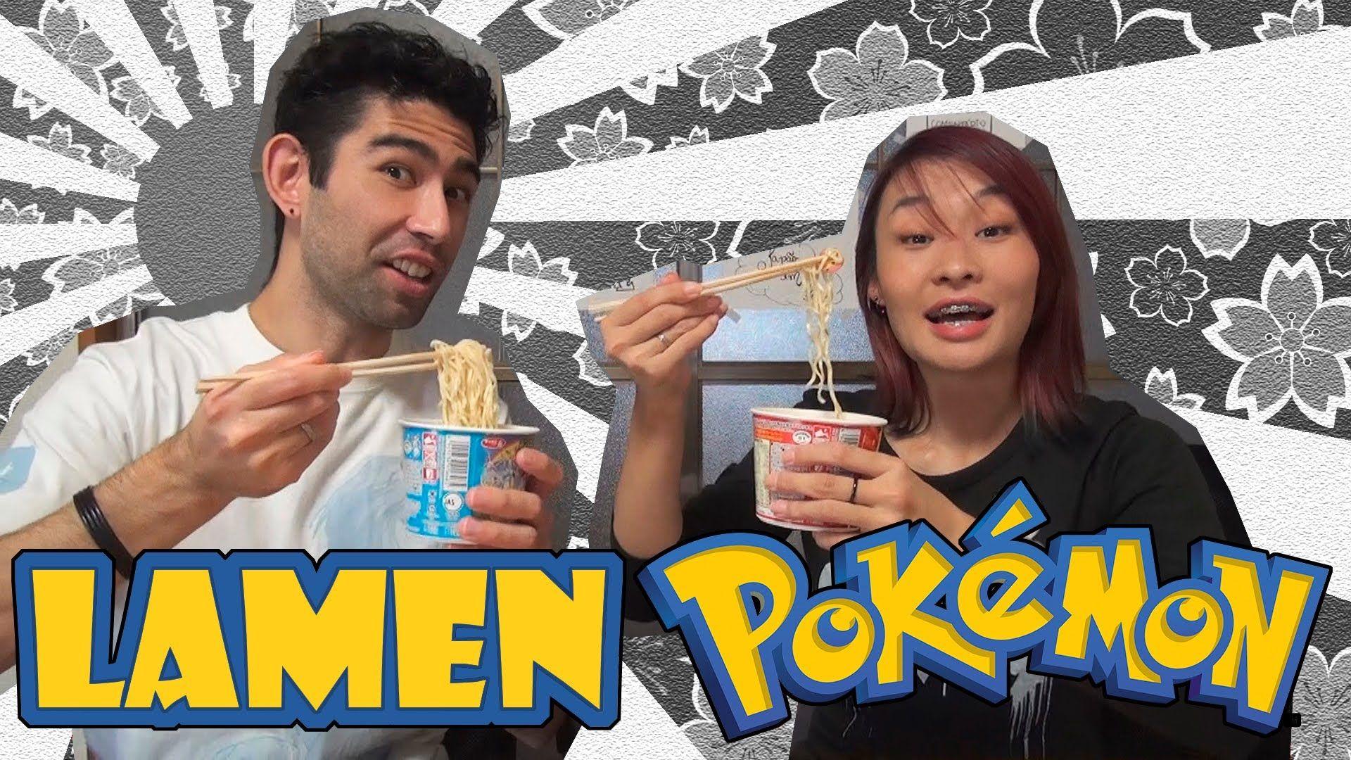 Lamen Pokemon - Japão Nosso De Cada Dia