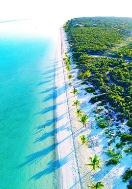 This is Long Bay Beach, Provo, Turks & Caicos