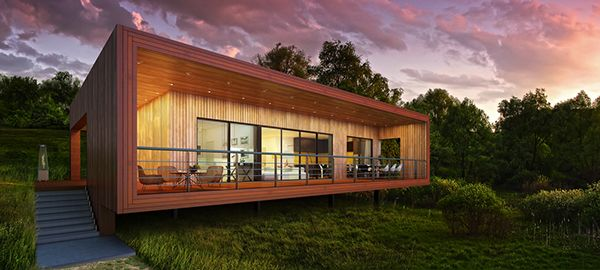 Small Country House In Kharkiv On Behance