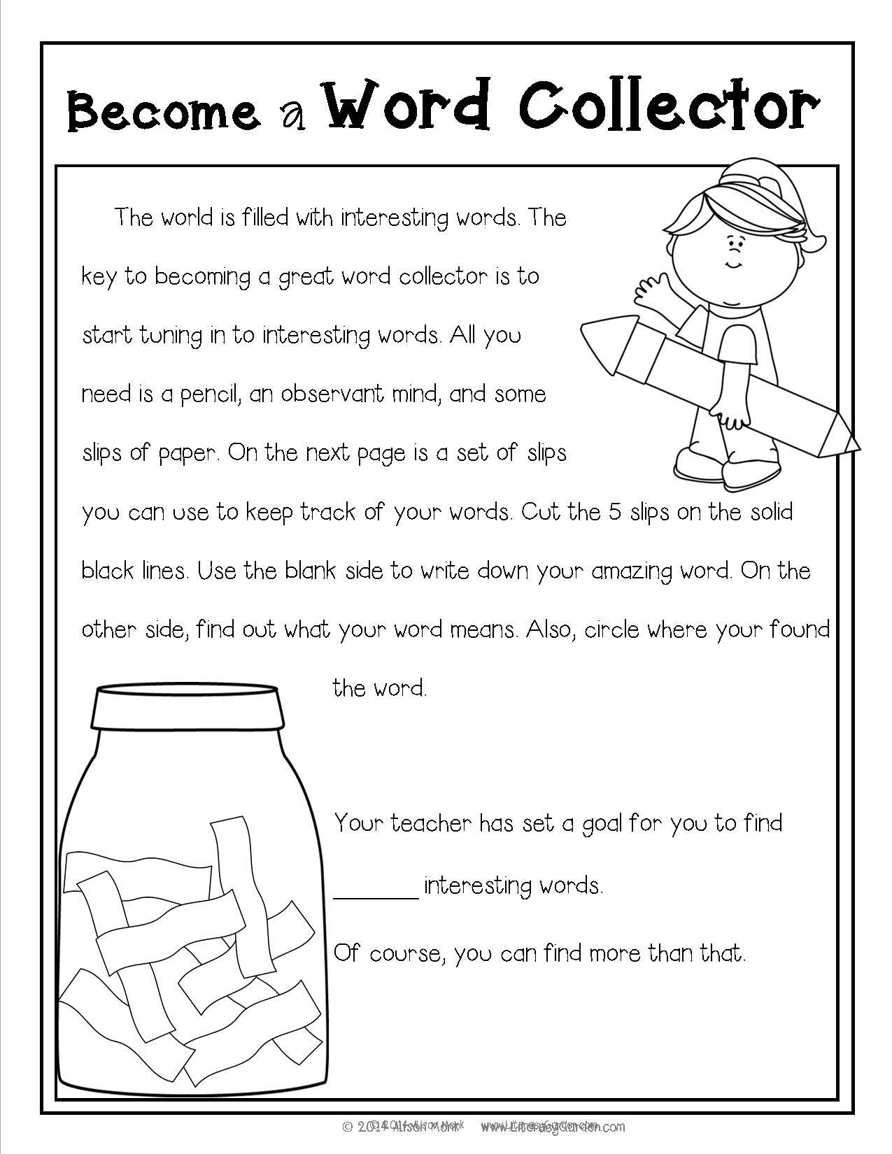 Donovan S Word Jar Activity2