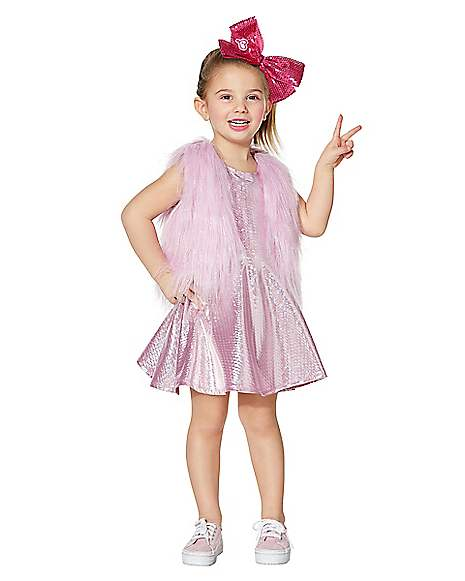 Halloween Specials On Boomerang 2020 Toddler Boomerang JoJo Siwa Costume   Nickelodeon