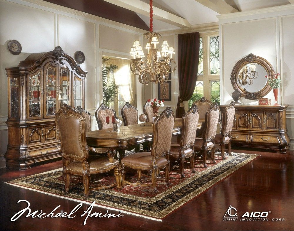 Aico Dining Room Furniture Official Blog Of Gallery Furnitures ...