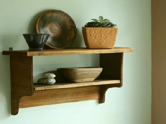 Decorative Wall Shelves For Kitchen  Para La Nueva Casa Alluring Decorative Kitchen Shelves Design Inspiration
