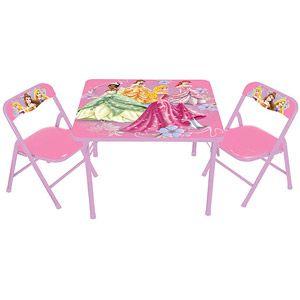 Disney Princess Nouveau Activity Table Set For Cataleya