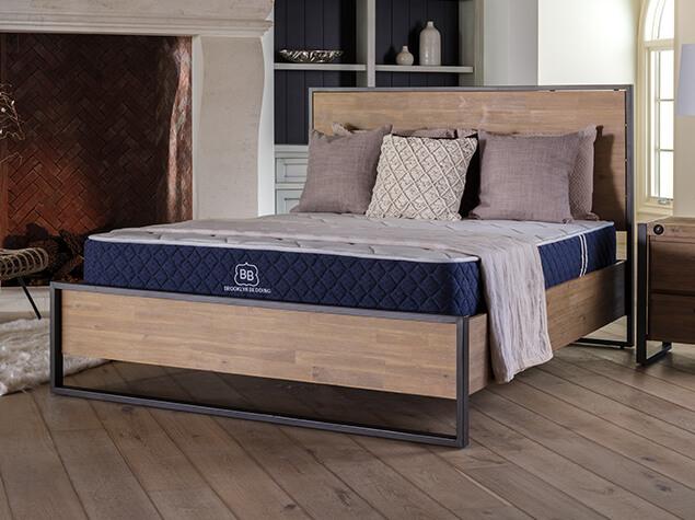Brooklyn Signature Hybrid Comfort Mattress Bed Mattress