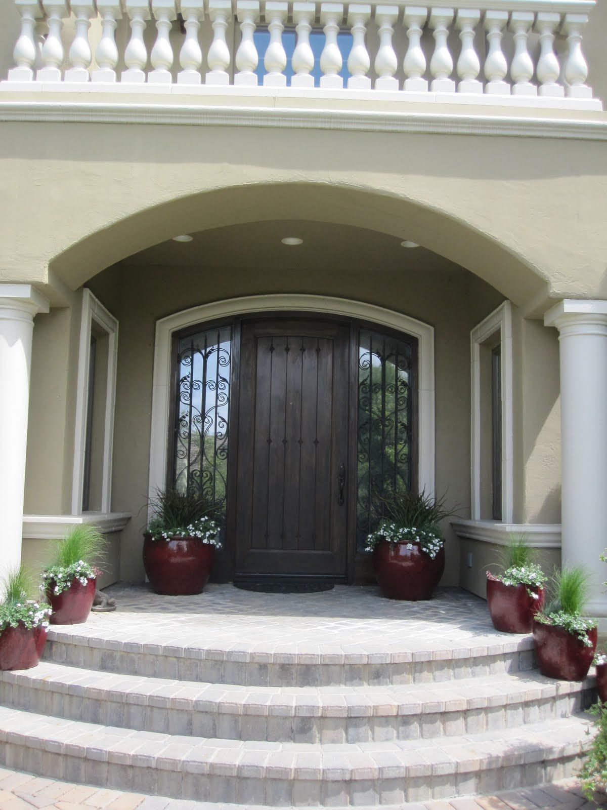 Best East Bay Home Front Entry Porch Design Front Entry 400 x 300