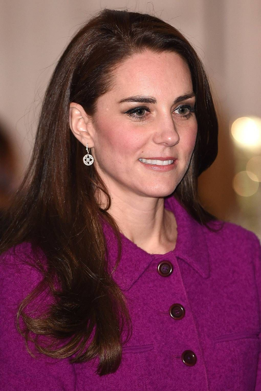 This is what Kate Middleton's beauty look was like before