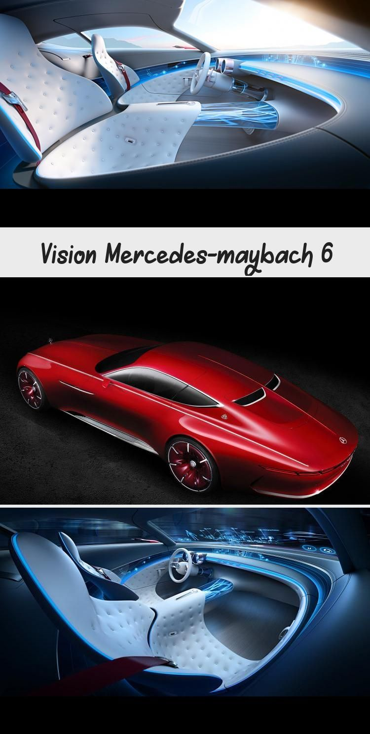 Photo of Vision Mercedes-maybach 6 – dekorasjon