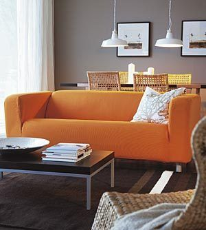 The subtle tricks and treats when designing with Orange! | Corner Paint