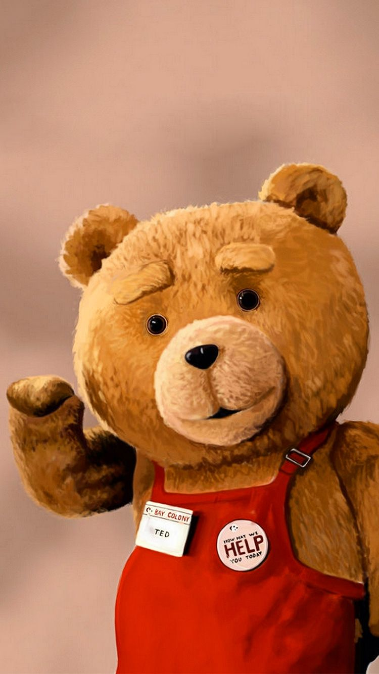 TAP AND GET THE FREE APP! Art Creative Movie Cinema Ted 2