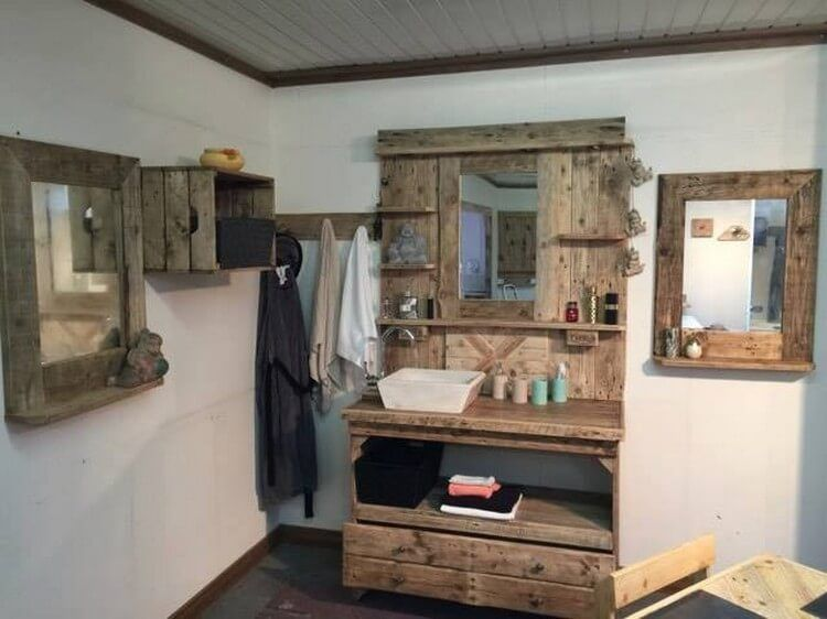 50 Inspiring Diy Ideas With Wooden Pallets Wood Pallet Projects