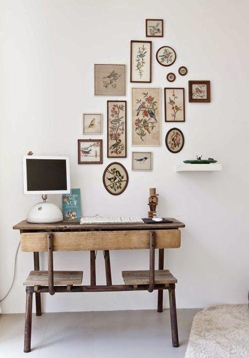 80 id es pour une jolie d coration murale decoration murale personnalisee parement mural for Mobilier decoration maison