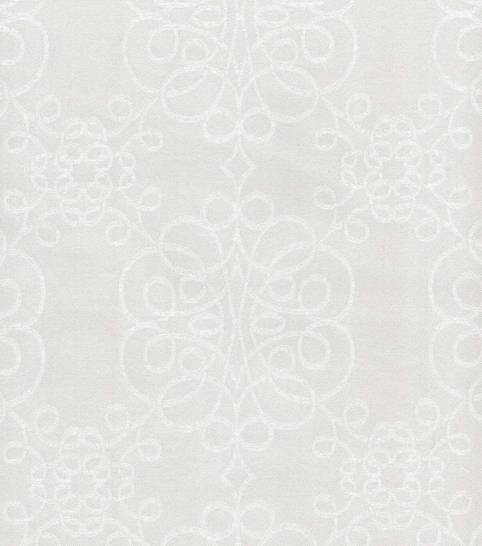 HGTV Home Upholstery Fabric Nostalgic Verse & Fog Damask