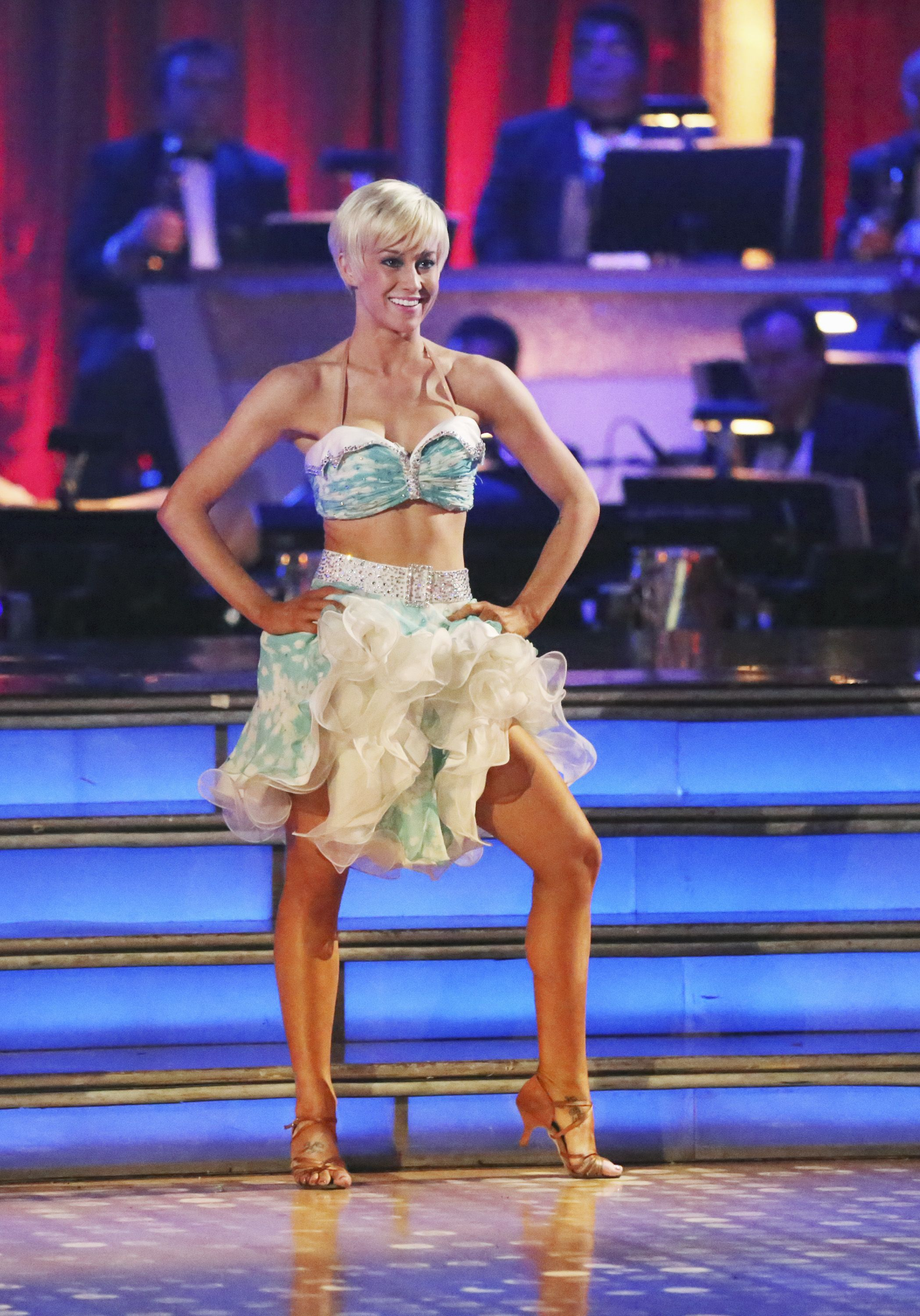 Dancing With The Stars Music The Tennessean Dancing With The Stars Kellie Pickler Music Star