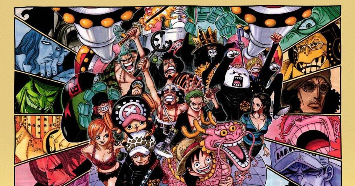 Download One Piece Wallpapers For Android (Dengan gambar