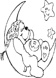 Baby Care Bear Coloring Pages Google Search Doodle Unclassified