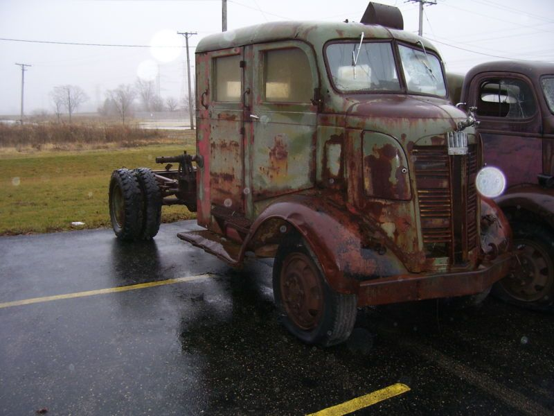 1936 Or 1937 Gmc Cabover Coe Rare Crew Cab For Sale Now 12 13 2012 On Ebay Cool Trucks Big Trucks Trucks