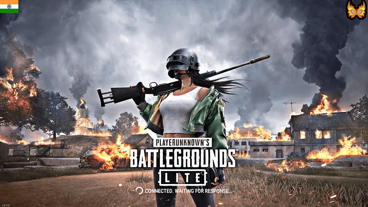 RUSH GAMEPLAY PUBG LITE CUSTOM ROOM Live Stream
