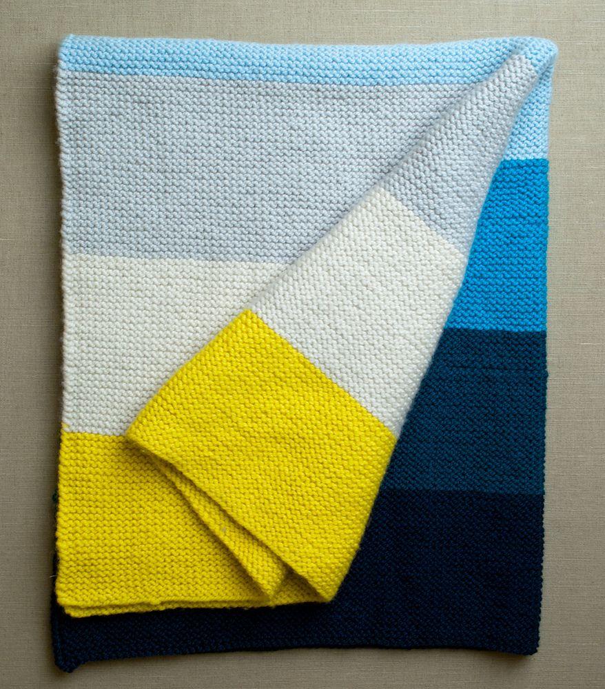 Ravelry: Super Easy Crib Blanket in Worsted Twist pattern ...