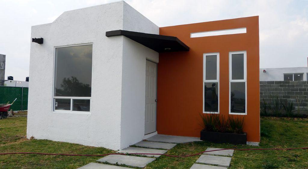 Gran oportunidad casa en pachuca de 2 recamaras subsidio for Diseno de recamaras pequenas