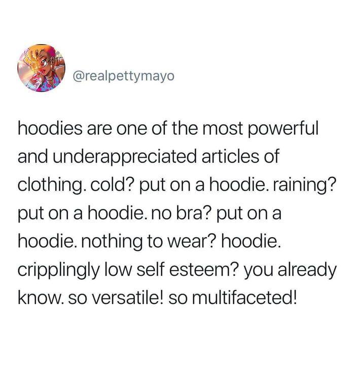 Hoodie - Funny