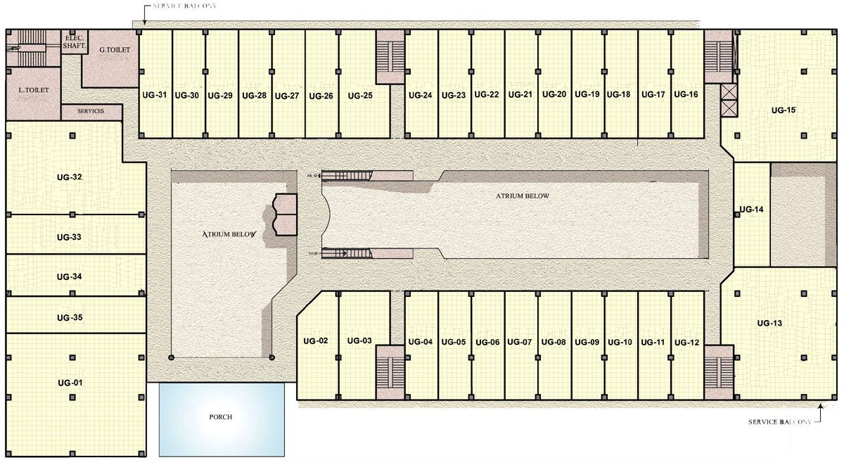 Retail Malls space for Sale in Gurgaon Bestech City