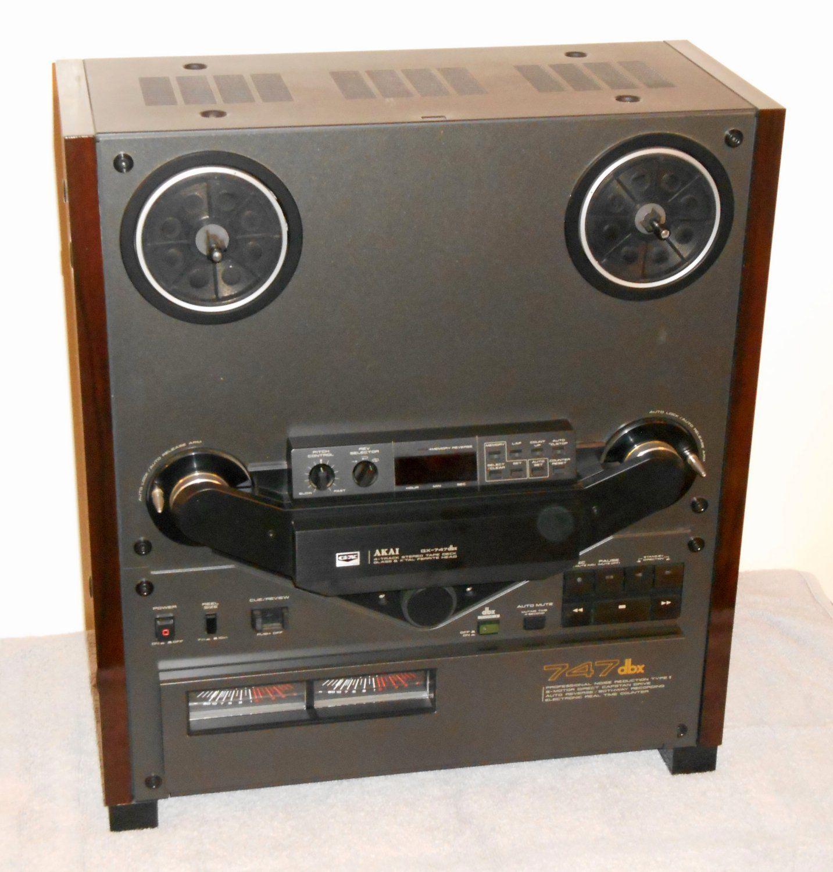 Reel-to-Reel Tape Recorders for sale | eBay
