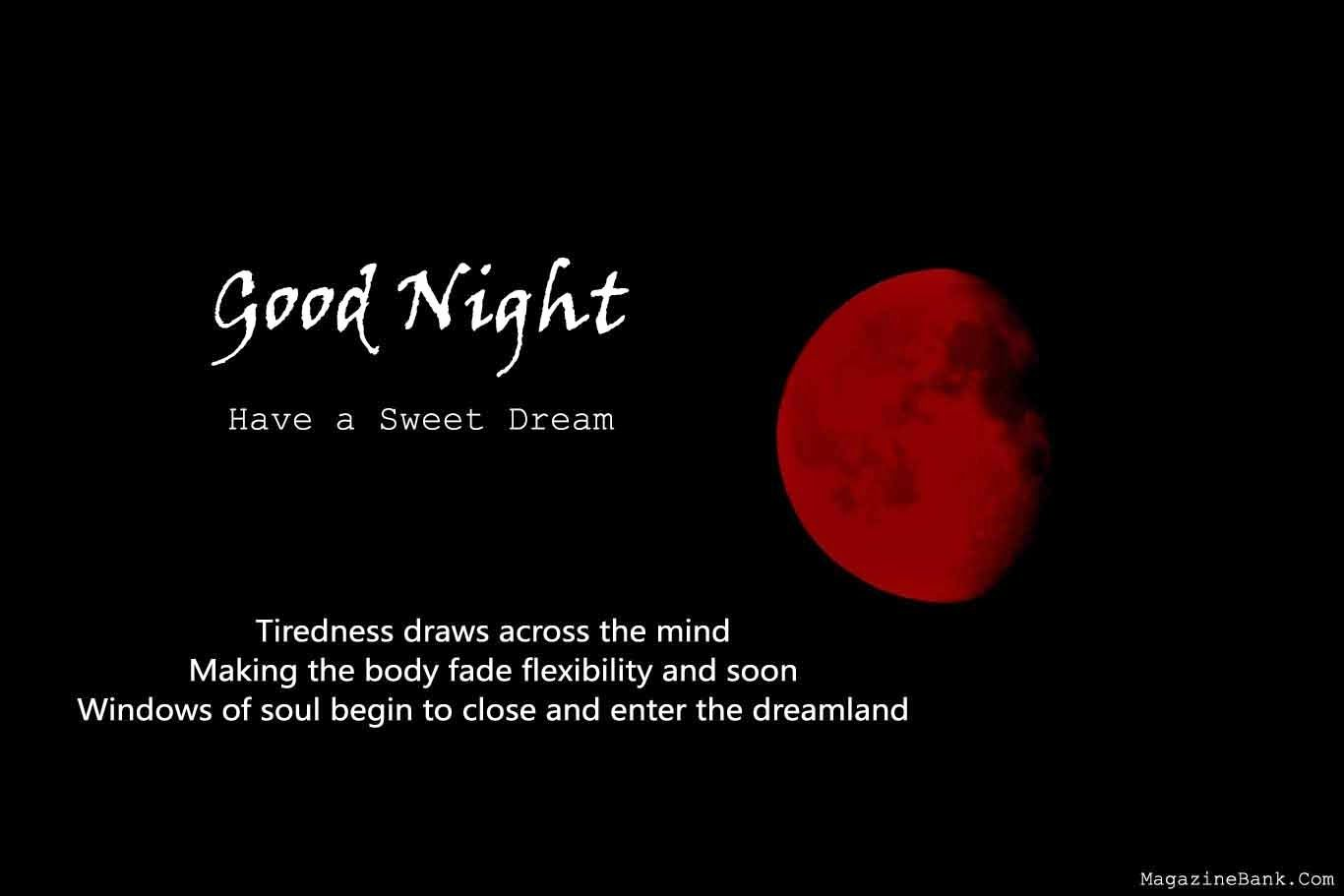 Good Night Sweet Dreams Quotes Good Night Sweet Dreams Quotes