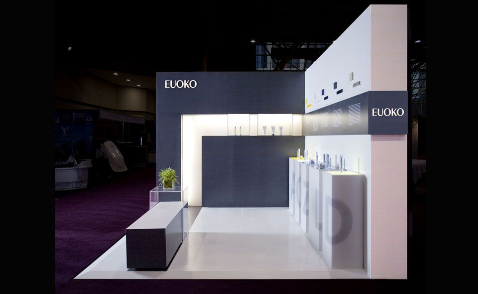 Minimalist Trade Show Booth Design Google Search