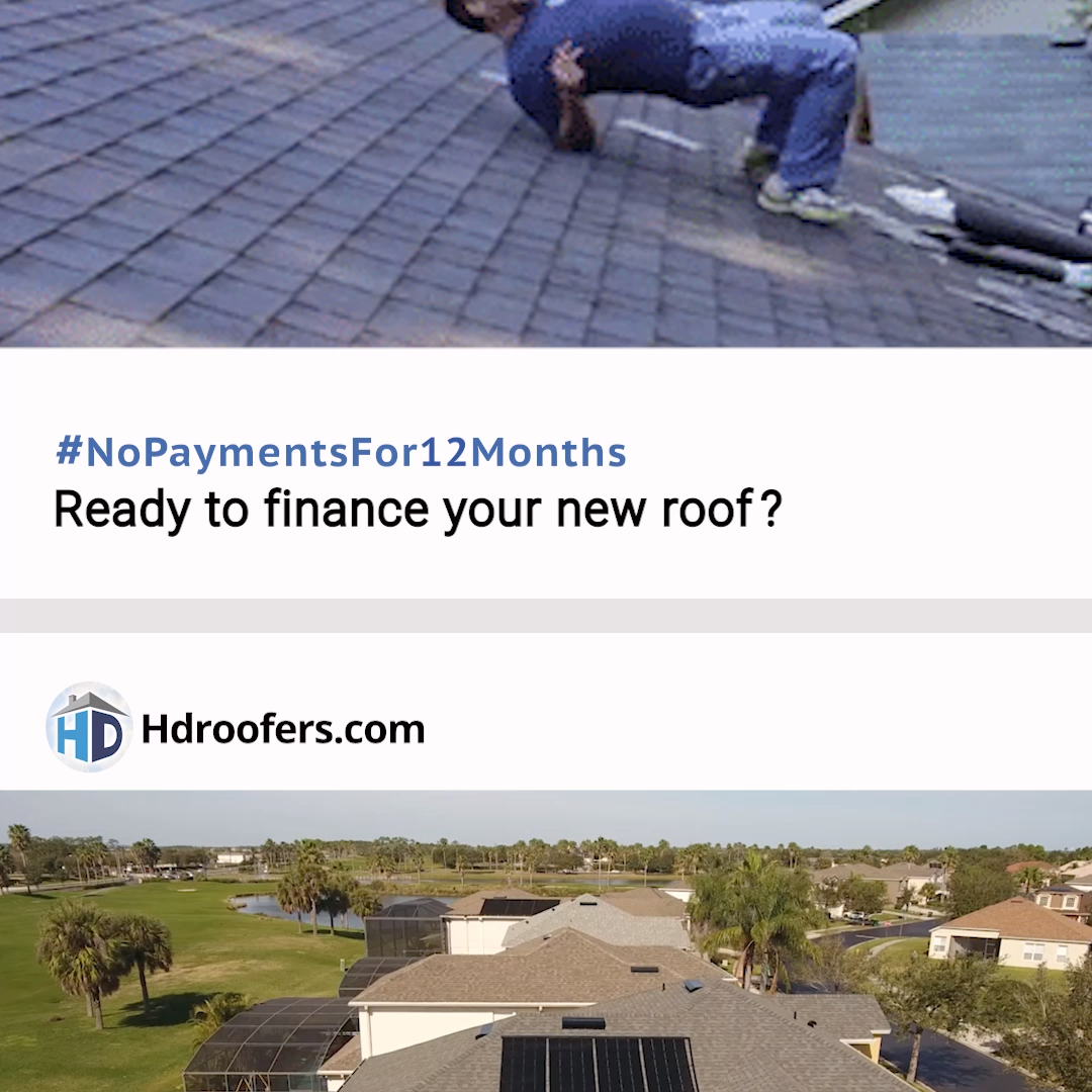 Bad Credit Get A New Roof Financed Click The Link For More Info Financing Badcredit Credit Roof Video Cool Roof Roof Problems Roofing Services