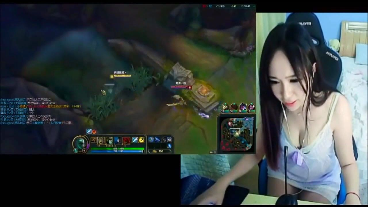 LoL Funny Streamer Moments #1 ft Bjergsen Faker Imaqtpie Boxbox Tobias Fate  Nightblue3 https: