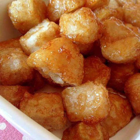 Photo of 食べだすと、とまらない☆揚げ里芋の甘辛! レシピ・作り方 by ななじまる|楽天レシピ