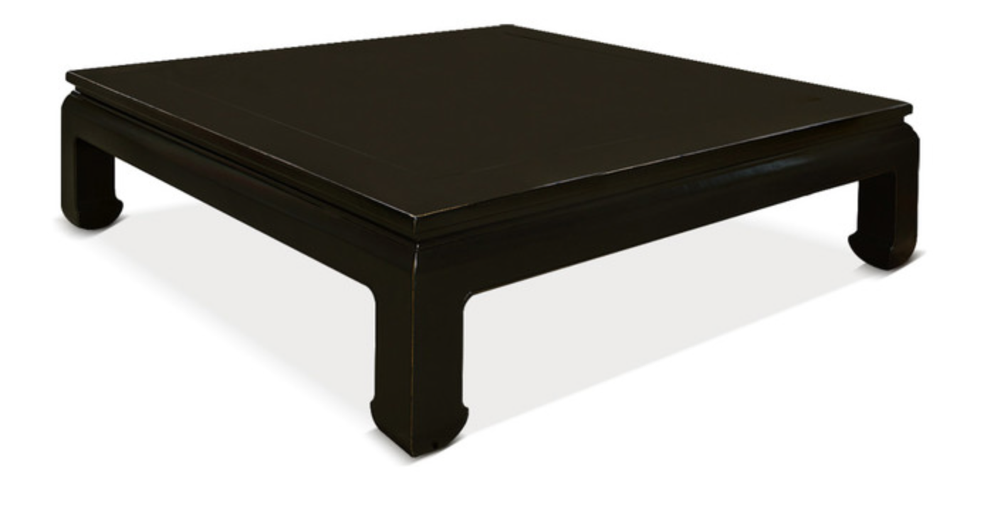W 60 D 60 H 18 2146 Chinese Elm Coffee Table Ming Style In Black On Houzz Https Www Houzz Asian Coffee Table Coffee Table Elm Coffee Table [ 712 x 1400 Pixel ]