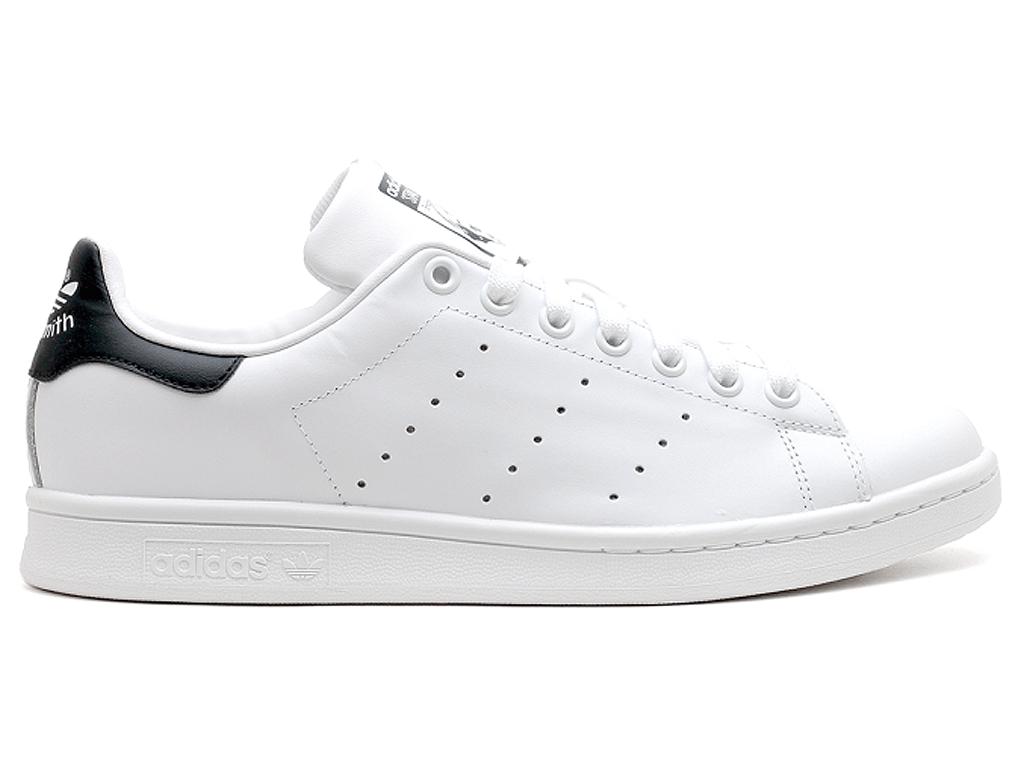 Adidas Stan Smith Noir Femme 1