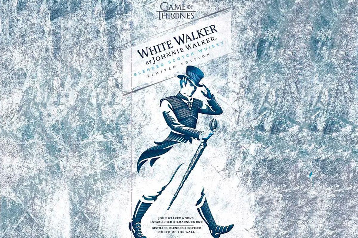 White Walker by Johnnie Walker en partenariat avec HBO