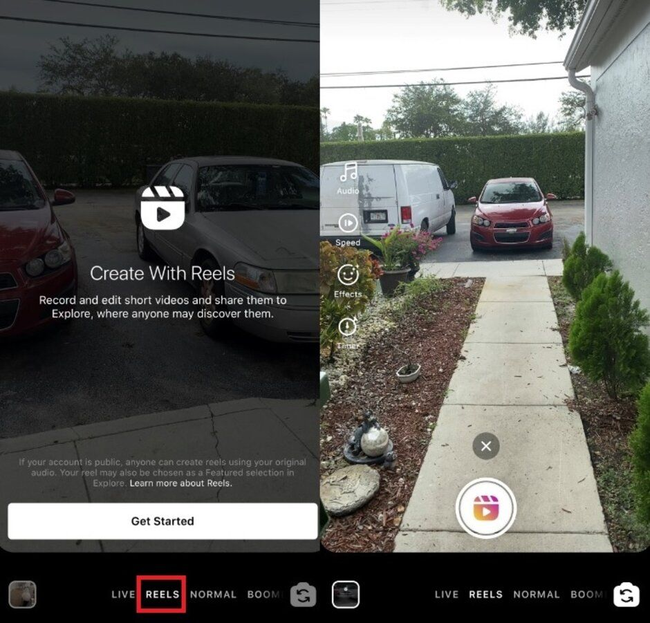 Instagram Launches Reels A Replacement For Tiktok In 2020 Video App Feeling Used Original Song
