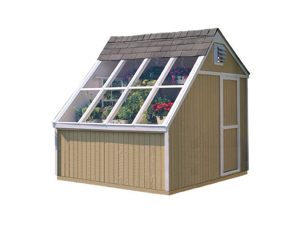 Phoenix 10 Ft X 8 Ft Solar Shed With Floor Shed Storage Shed Design Outdoor Storage Sheds