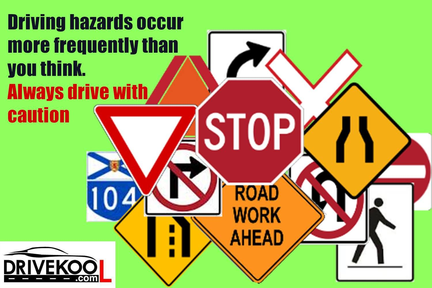 Be Aware Of What Other Drivers Around You Are Doing And