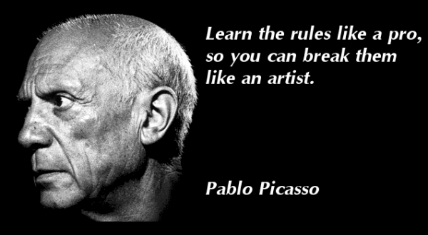 Image result for picasso quotes