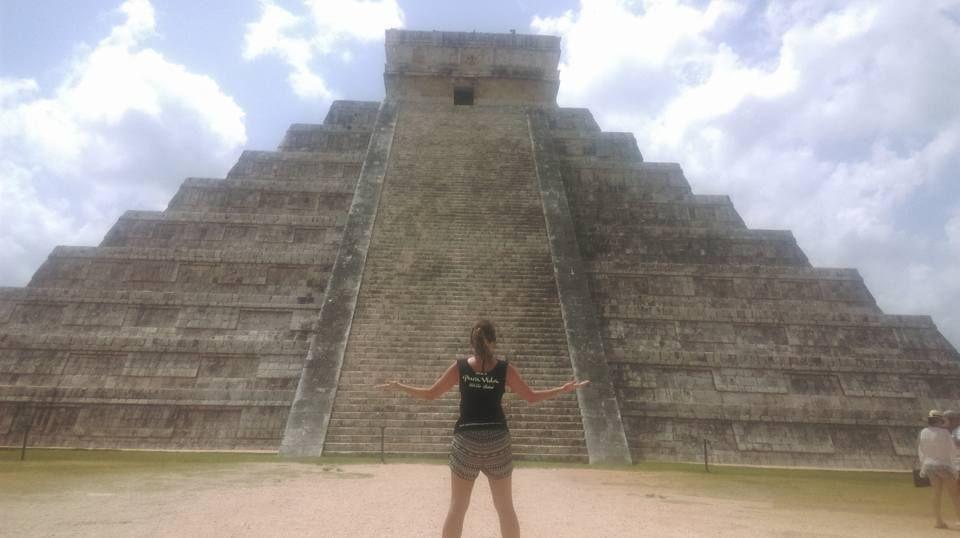 Zona Arqueológica de Chichén Itzá en Tinum, Yucatán