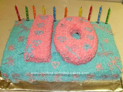Coolest Th Birthday Cake Th Birthday Cakes Th Birthday - 10th birthday cake