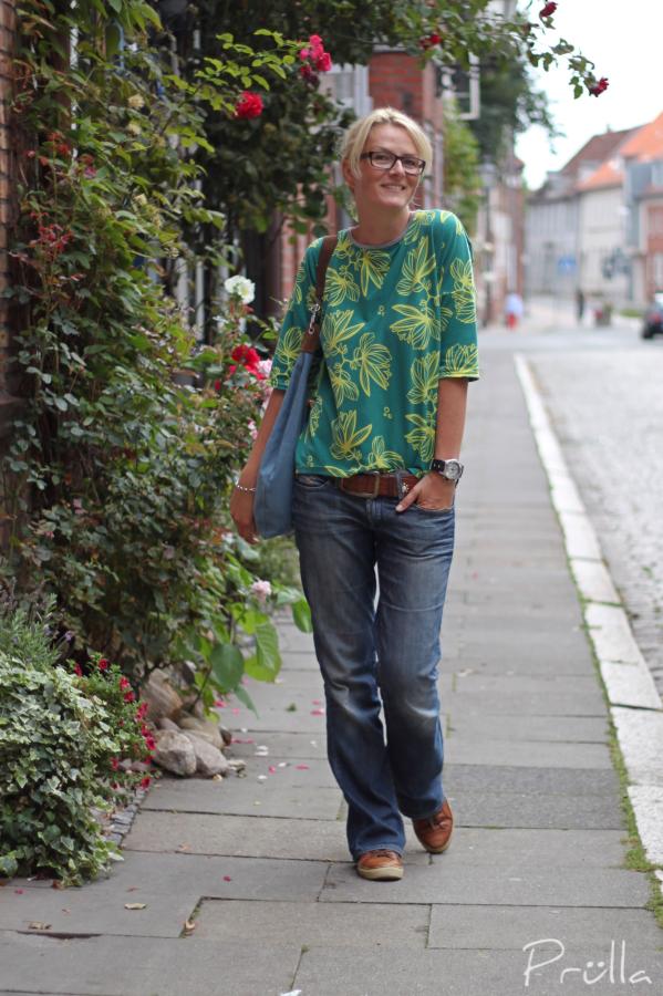 Luneburg Ein Spaziergang Frau Aiko Schnittmuster Frauen Modestil