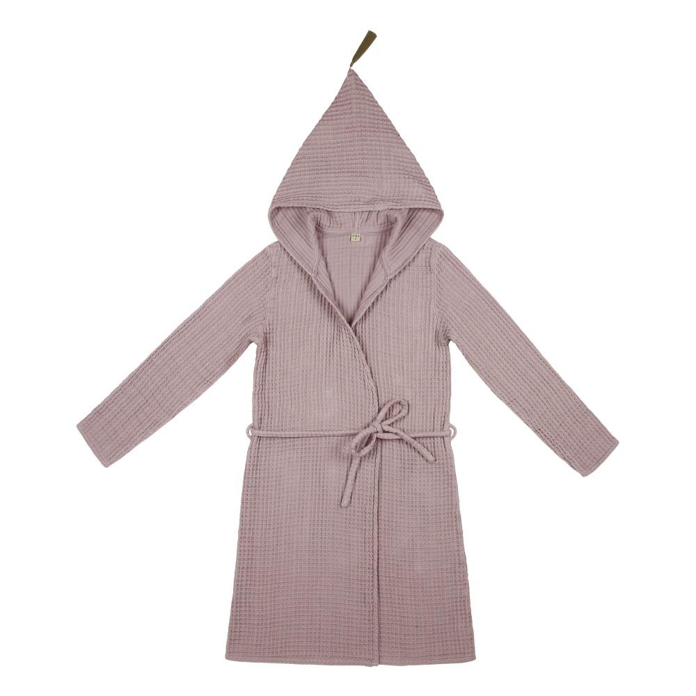 Bademantel Fur Damen Aus Bio Baumwolle Dusty Pink S007 In 2020 Mit Bildern Bademantel Mantel Baumwolle