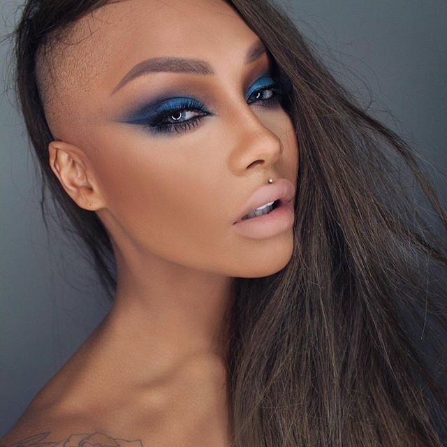 Instagram Photo By My Beauty Mark Makeup Academy Apr 28 2016 At 8 45pm Utc Eye Makeup Eyeshadow Makeup Gorgeous Makeup